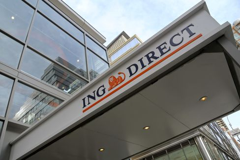 GE, Capital One Said to Vie For ING Online Bank