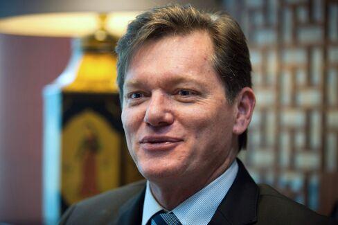 Emirates NBD CEO Shayne Nelson
