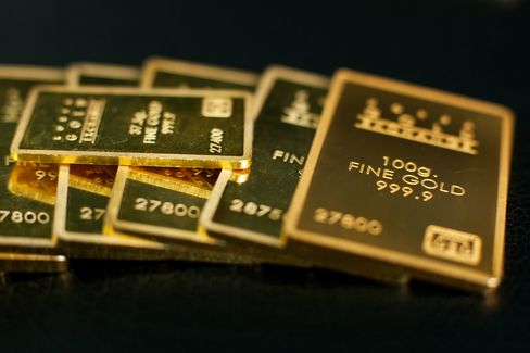 Gold Traders Most Bullish Since '04 on Debt Crisis