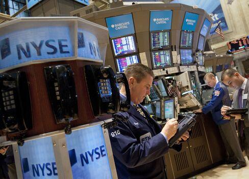 NYSE, Deutsche Boerse CEOs Said to Schedule Meeting