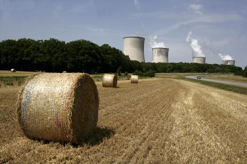Hollande Draws French Industry Ire as Nuclear-Energy Edge Fades