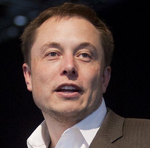 Elon Musk, chairman and CEO of Tesla Motors