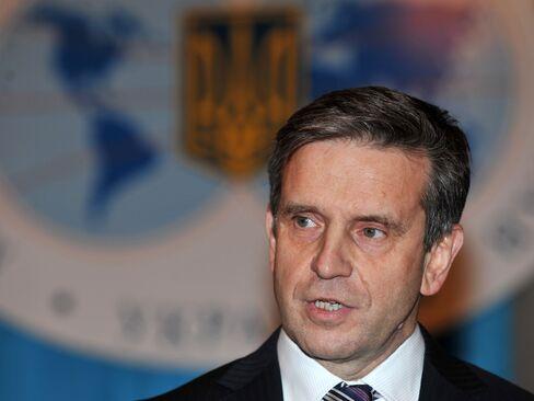 Russia's Ambassador To Ukraine Mikhail Zurabov
