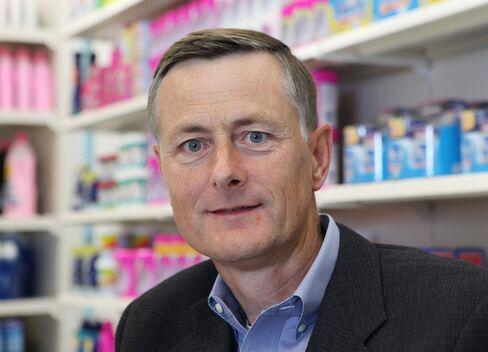 Reckitt Benckiser CEO Bart Becht