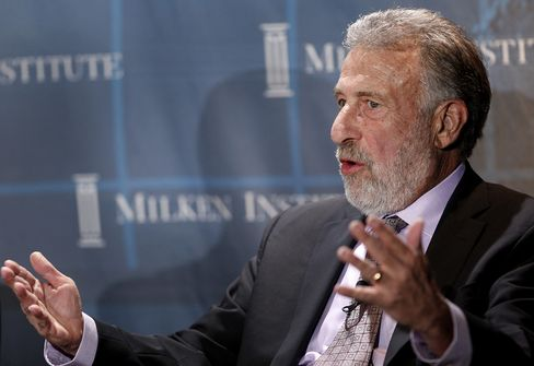 Men's Wearhouse Founder George Zimmer