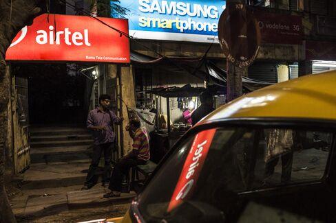 Bharti Airtel Signage