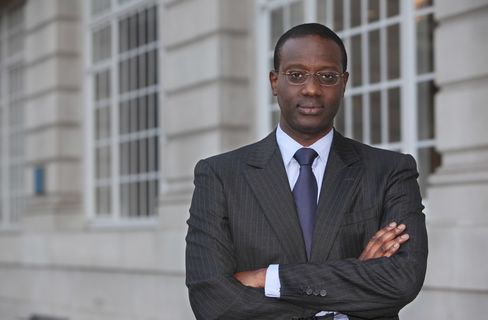 Tidjane Thiam, chief executive officer of Prudential Plc
