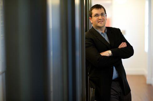 SurveyMonkey CEO Dave Goldberg