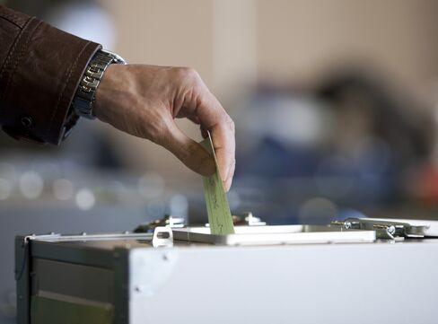 December 2012 Election