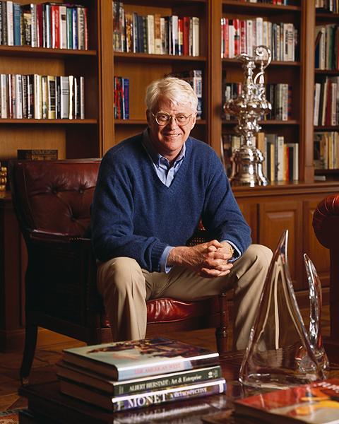 Billionaire Wine Collector William Koch