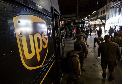 UPS Ending Health Plan for Spouses May Signal Broader Cost Cuts