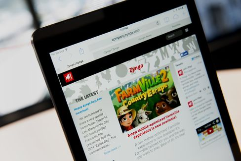 Zynga Cuts 2014 Outlook as New Games Delayed