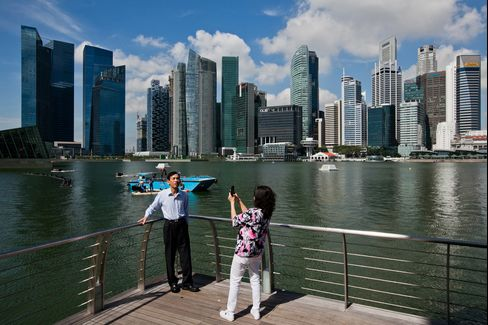 Singapore's Jobless Rate Unexpectedly Rose Last Quarter to 2.1%