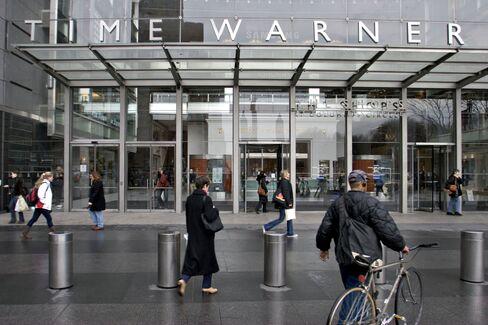 Time Warner Profit Tops Analysts' Estimates as Ad Sales Gain