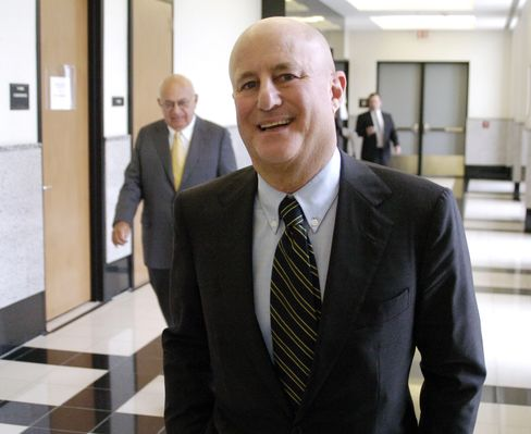 Billionaire financier Ronald Perelman