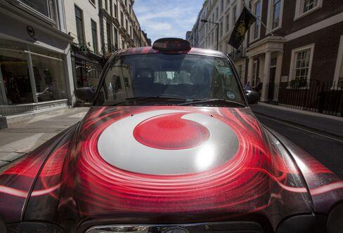 Vodafone Taxi Ad