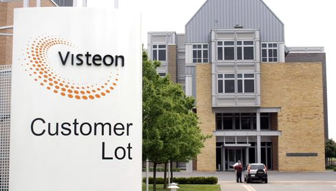 Visteon in China Means Earnings Are Free in Takeover