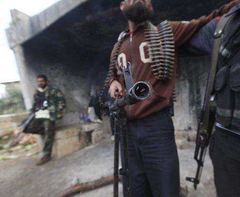 Obama Resists Arming Syrian Rebels as Reasons Prove Too Many