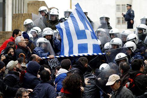 Greece Rescue