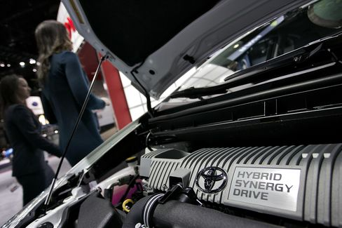 Toyota Won't Have to Face Prius Brakes Class-Action Suit