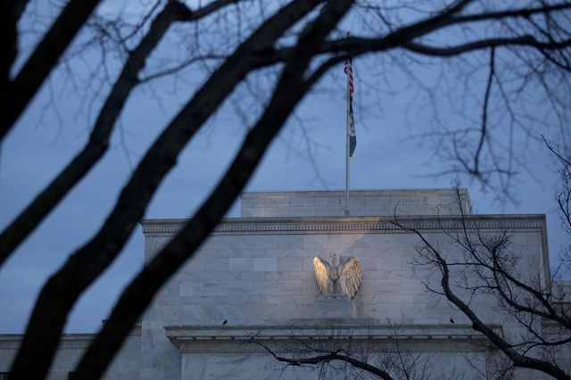 Fed tapering will weigh on markets. Photographer: Andrew Harrer/Bloomberg