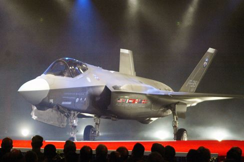 Lockheed's Joint Strike Fighter