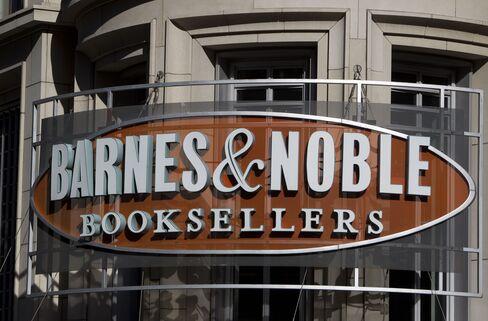 Barnes & Noble Urges U.S. to Probe Microsoft
