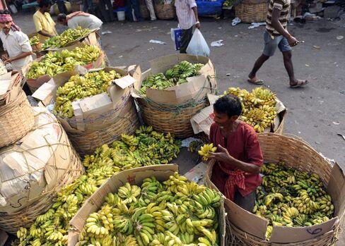 Bananas in Cooled Ingersoll Trucks Help Tackle Food Waste