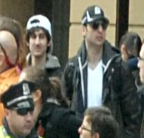 Boston Suspects Together
