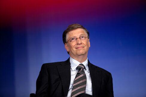 Billionaire Bill Gates