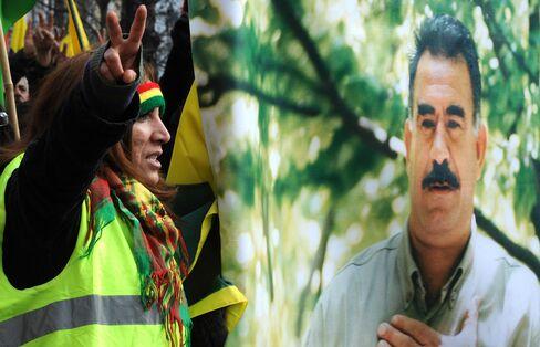 Jailed Kurdish Chief Ocalan Calls for Cease-Fire With Turkey