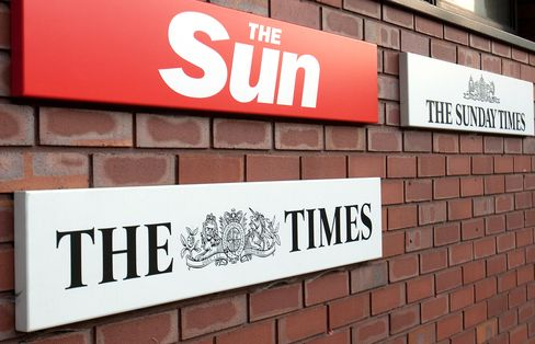News Corp. Workers Pay Price for U.K. 'Checkbook' Journalism