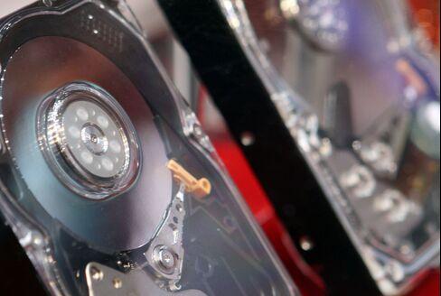Hitachi Advances on $4.3 Billion Sale to Western Digital