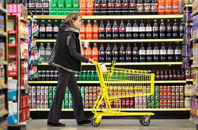Why are people passing on the diet soda these days? Photographer: Emile Wamsteker/Bloomberg