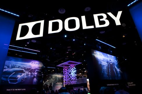 Dolby Soars as Microsoft Picks Company for Windows 8 Audio