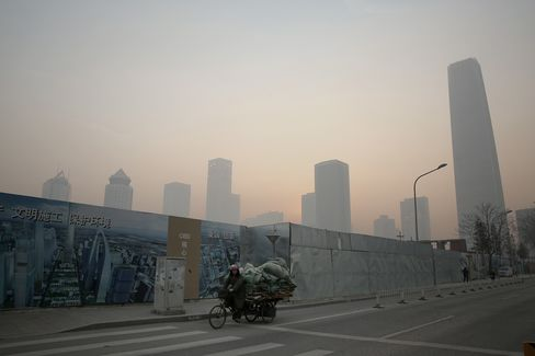 Beijing Seeks Public Comment on Draft Rules to Control Pollution