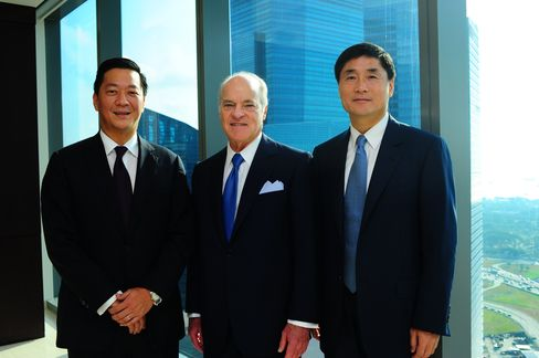 KKR Emerging as Asia Private-Equity Winner Beating Carlyle, TPG