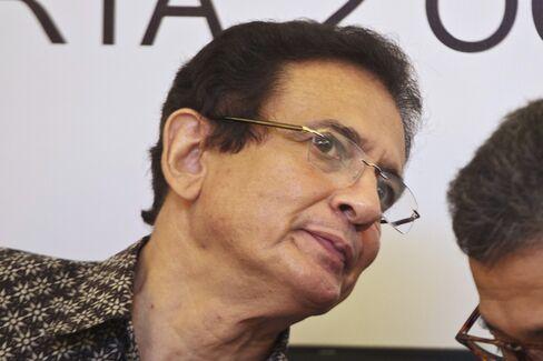 PT Bumi Resources Director Dileep Srivastava