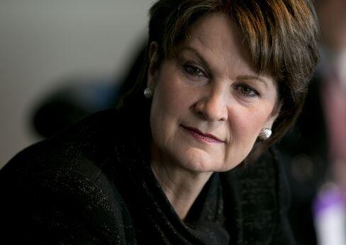 Lockheed Martin Corp.'s Chief Executive Officer Marillyn Hewson