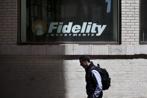 Fidelity Shifts Target-Date Retirement Funds More Toward Stocks