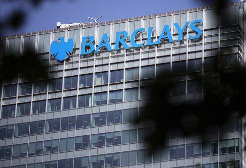 Barclays Plc's Heaquarters In London
