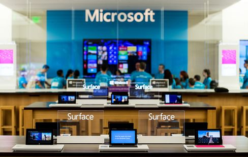 Microsoft Debuts Euro Bond as Record-Low Yields Spur Issuance