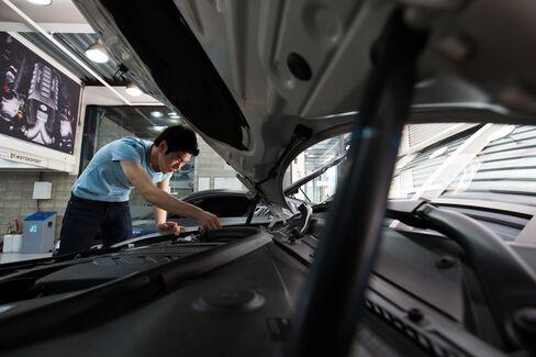 Customizing A BMW 1 Series 118d Vehicle