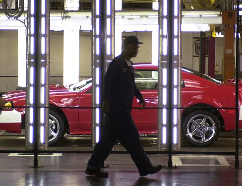 MetLife's Wheeler Says GM Pension Transfer a Catalyst for Market