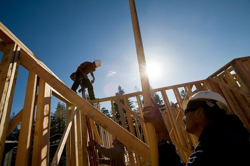 Housing Starts in U.S. Unexpectedly Fall to Lowest in a Year