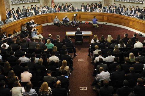 Wall Street Supporters in Congress Unmoved by Libor Probe