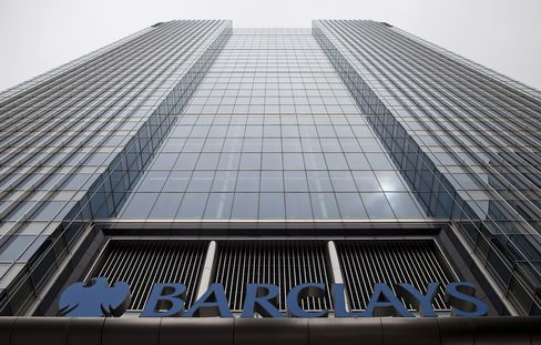 Barclays May Follow U.S. Peers in Higher Investment Bank Profit