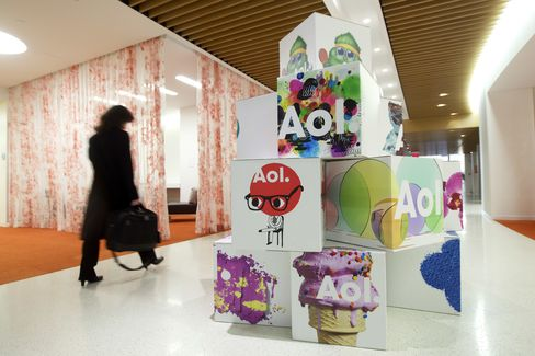 AOL Gets Last, Best Hope in Private Equity