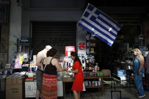 ECB's Asmussen Joins IMF in Warning Greece May Need More Aid
