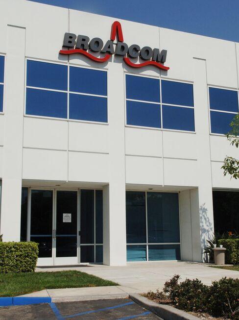 Broadcom Bets on Net Traffic With $3.7 Billion NetLogic Deal